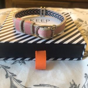 KEEP Collective Jewelry - Keep Collective bracelet and charm bundle